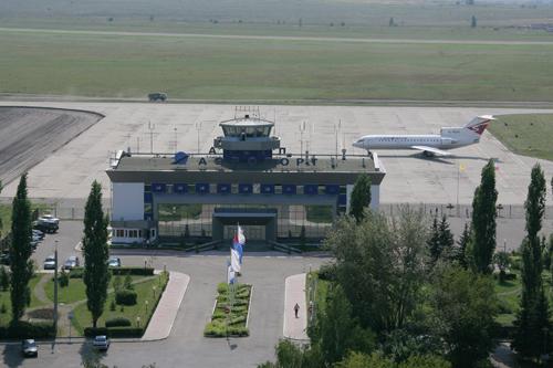 вид аэровокзала
